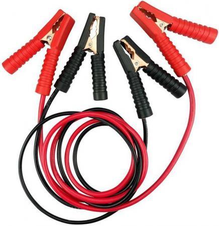 Провода пусковые Digma DCC-200A 2м черный/красный пусковые провода autovirazh 200a av 911200