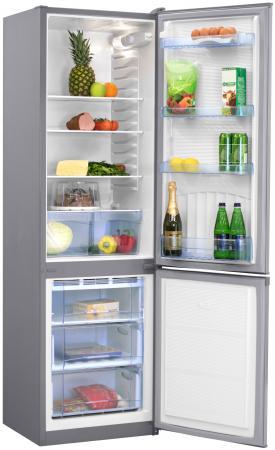 Холодильник Nord NRB 120 932 серебристый холодильник nord nrb 139 932