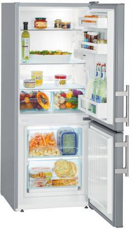 Холодильник Liebherr CUSL 2311 серебристый холодильник liebherr cufr 3311
