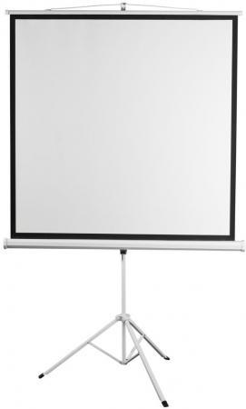 цена на Экран переносной на штативе Digis Kontur-D DSKD-1103 150 x 150 см
