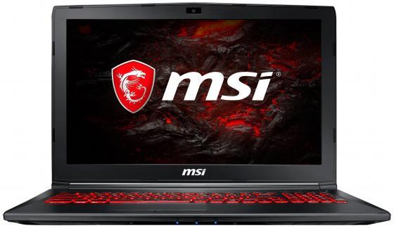 Ноутбук MSI GL62M 7REX-2670RU 15.6 1920x1080 Intel Core i7-7700HQ 1 Tb 128 Gb 16Gb nVidia GeForce GTX 1050Ti 4096 Мб черный Windows 10 Home 9S7-16J962-2670
