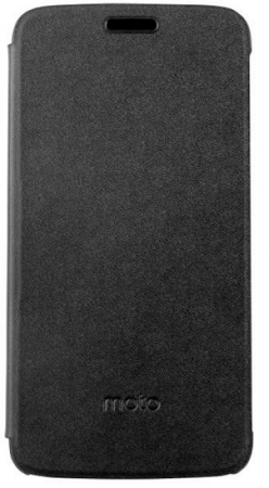 Чехол Motorola для Motorola Moto E Plus Flip Cover черный PG38C01801 смартфон motorola moto c xt1754 16gb черный pa6l0083ru