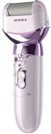 Маникюрно-педикюрный набор Supra MPS-113 фиолетовый/белый телефон supra stl 111 белый