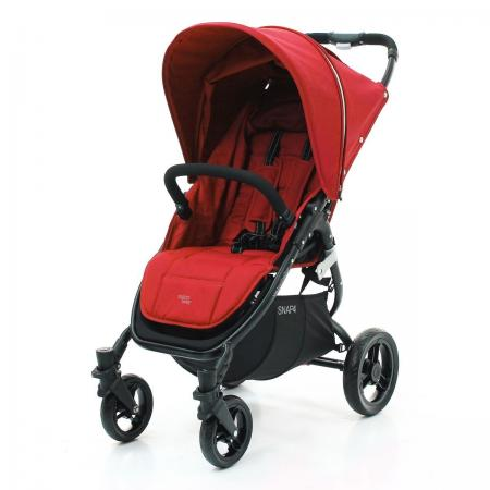 Прогулочная коляска Valco Baby Snap 4 (fire red) прогулочная коляска cool baby kdd 6795dc 1 red