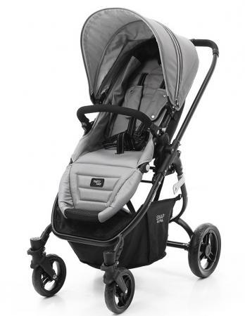Прогулочная коляска Valco Baby Snap 4 Ultra (cool grey) прогулочная коляска cool baby kdd 6688gb a lilac dairy