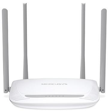 Беспроводной маршрутизатор Mercusys MW325R 802.11bgn 300Mbps 2.4 ГГц 3xLAN белый цена