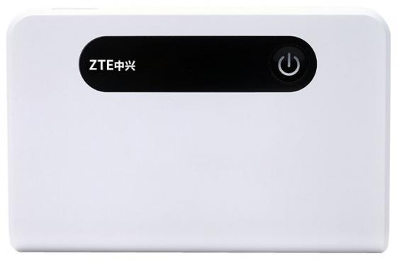 Беспроводной маршрутизатор ZTE MF903 802.11bgn 150Mbps 2.4 ГГц 1xLAN USB белый маршрутизатор level one wap 6002 802 11n 150mbps 2 4 ггц серебристый