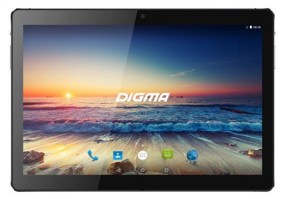 Планшет Digma Plane 1538E 4G MT8735w (1.3) 4C/RAM2Gb/ROM32Gb 10.1 IPS 1920x1200/3G/4G/Android 7.0/черный/5Mpix/2Mpix/BT/GPS/WiFi/Touch/microSD 64Gb/minUSB/5000mAh 7 touch screen lcd google android 2 1 tablet pc w wifi camera hdmi tf telechips 8900 499 71mhz