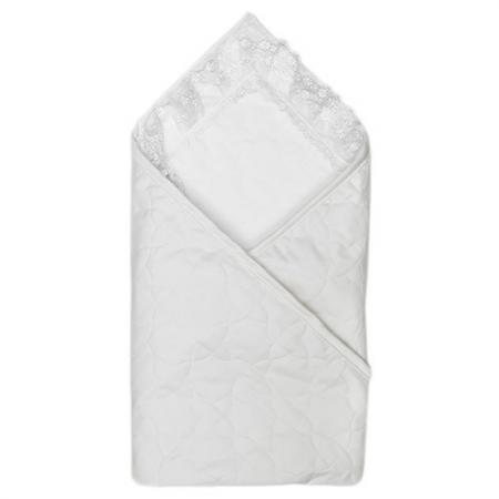 Конверт-одеяло Сонный Гномик Ласточка (белый)
