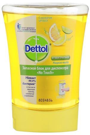 Мыло жидкое DETTOL 8054852 250 мл dettol антибакт жидк мыло для рук с экстрактом грейпфрута 250 мл