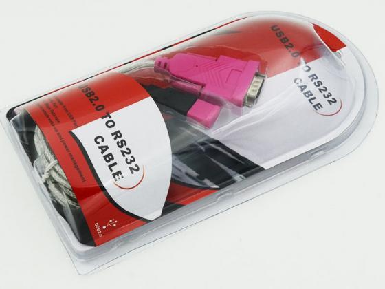 Кабель-переходник USB 2.0 AM-COM 9pin 1.2м ZE394 1.5 М