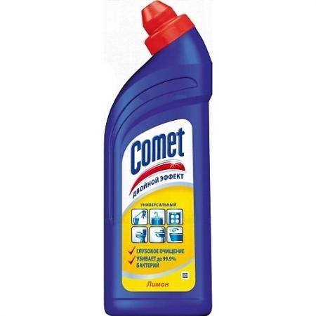 COMET Чистящий гель Лимон 500мл aqua comet 12 0g