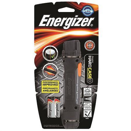 ENERGIZER Фонарь профессиональный Hard Case Pro тип 2AA