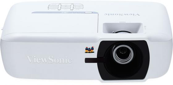 Фото - Проектор ViewSonic PA505W 1280x800 3500 люмен 22000:1 белый проектор
