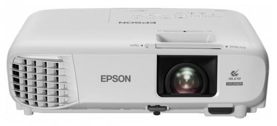 Проектор Epson EB-U05 1920x1200 3400 люмен 15000:1 белый стоимость