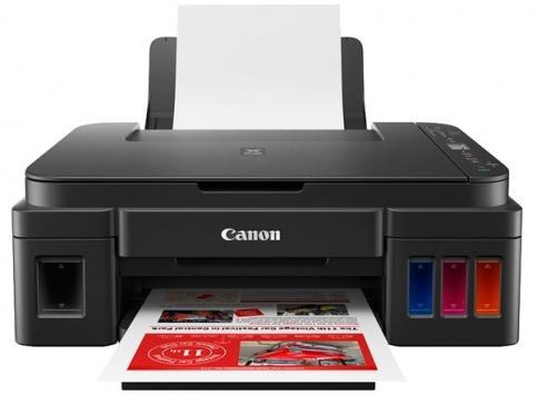 МФУ Canon PIXMA G3410 цветное A4 8.8/5ppm 4800x1200 Wi-Fi USB 2315C009 мфу canon pixma mx494 цветное a4 9ppm 4800x1200 usb