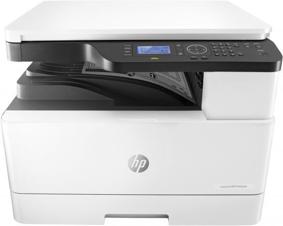 МФУ HP LaserJet M436dn 2KY38A ч/б A3 23ppm 1200x1200dpi Ethernet USB