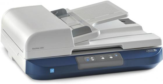 Сканер Xerox DocuMate 4830i планшетный CIS A3 600x600dpi 24bit 100N02943 xerox documate 3220