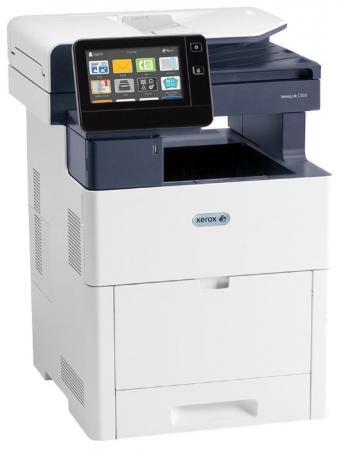 МФУ Xerox WorkCentre VersaLink C505V_S цветное A4 43ppm 2400x1200dpi Ethernet USB мфу xerox versalink c405dn цветное лазерное a4 35 стр мин 700 листов duplex fax usb wifi ethernet 2048mb