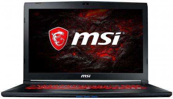 Ноутбук MSI GL72M 7REX-1482RU 17.3 1920x1080 Intel Core i7-7700HQ 1 Tb 16Gb nVidia GeForce GTX 1050Ti 4096 Мб черный Windows 10 Home (9S7-1799E5-1482) msi original zh77a g43 motherboard ddr3 lga 1155 for i3 i5 i7 cpu 32gb usb3 0 sata3 h77 motherboard