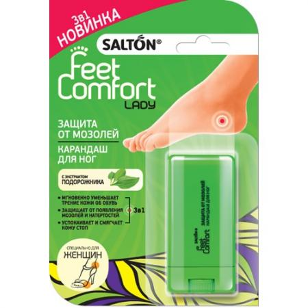 Salton Feet Comfort Lady Защита от мозолей Карандаш для ног недорго, оригинальная цена