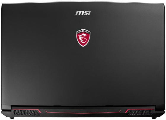 "Ноутбук MSI GL62M 7REX-2671RU 15.6"" 1920x1080 Intel Core i7-7700HQ 1 Tb 16Gb nVidia GeForce GTX 1050Ti 4096 Мб черный Windows 10 Home 9S7-16J962-2671"