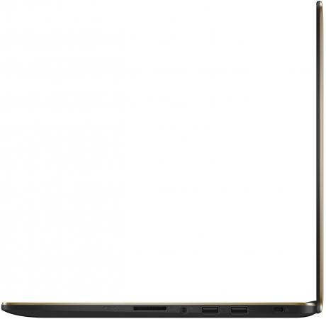 "Ноутбук ASUS VivoBook X505BP-BR043T 15.6"" 1366x768 AMD A9-9420 1 Tb 8Gb Radeon R5 M420 2048 Мб золотистый Windows 10 90NB0G04-M01140"