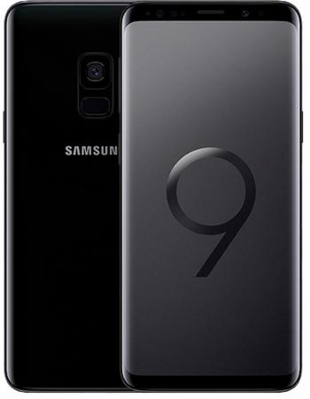 Фото Смартфон Samsung Galaxy S9 черный бриллиант 5.8 64 Гб NFC LTE Wi-Fi GPS 3G SM-G960FZKDSER смартфон samsung galaxy s9 sm g965f 64 гб ультрафиолет