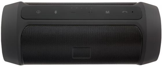 Портативная акустика Ginzzu GM-994G черный портативная акустика ginzzu gm 885b черный
