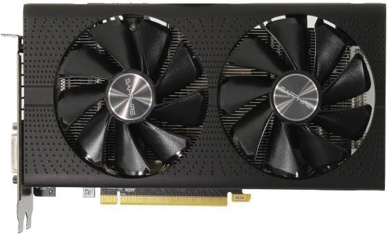Видеокарта Sapphire Radeon RX 570 11266-36-20G PCI-E 8192Mb 256 Bit Retail видеокарта sapphire 21275 02 20g