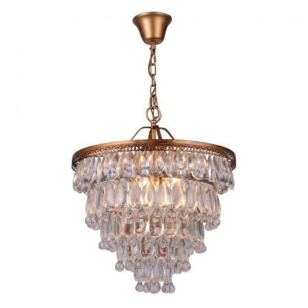 Купить Подвесная люстра Arte Lamp Regina A4298SP-5AB