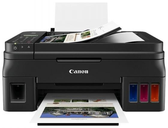 МФУ Canon PIXMA G4410 цветное A4 8ppm 4800x1200dpi Wi-Fi USB 2316C009 мфу canon pixma mx494 цветное a4 9ppm 4800x1200 usb