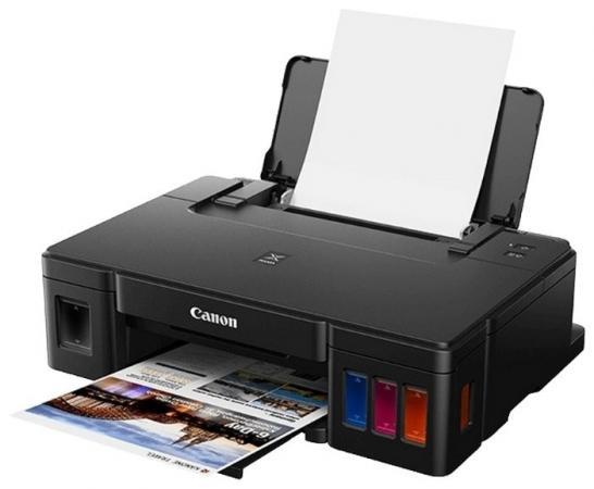 Принтер Canon PIXMA G1410 цветное A4 8.8ppm 4800x1200 USB черный 2314C009 мфу canon pixma mx494 цветное a4 9ppm 4800x1200 usb