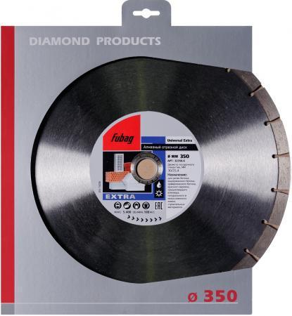 Алмазный диск Fubag 32350-6 диск алмазный diam 150х22 2мм master турбо 000160