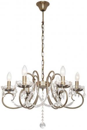 Подвесная люстра Silver Light Laurita 260.53.6 люстра потолочная silver light laurita 260 51 6