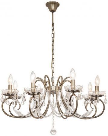 Подвесная люстра Silver Light Laurita 260.53.8 люстра потолочная silver light laurita 260 51 6
