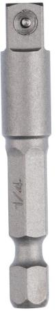 Фото - Переходник Bosch 2608551109 для торцового ключа переходник