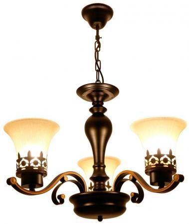 Купить Подвесная люстра Toplight Florence TL7490D-03BL
