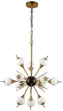 Подвесная люстра Odeon Light Sirius 3996/12 odeon light потолочная люстра odeon light sirius 3996 4c