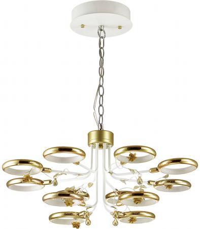Подвесная светодиодная люстра Odeon Light Fiuggi 4036/72L цена и фото