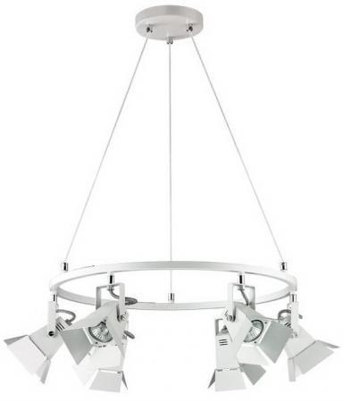 Подвесная люстра Odeon Light Techno Pro 3631/6 odeon light спот odeon light techno pro 3631 1w