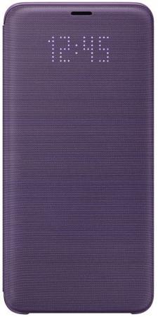 Чехол (флип-кейс) Samsung для Samsung Galaxy S9+ LED View Cover фиолетовый (EF-NG965PVEGRU)