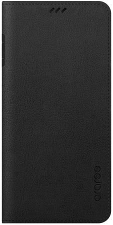 Чехол (флип-кейс) Samsung для Samsung Galaxy S9 KDLAB INC., MUSTANG DIARY черный (GP-G960KDCFAIA)
