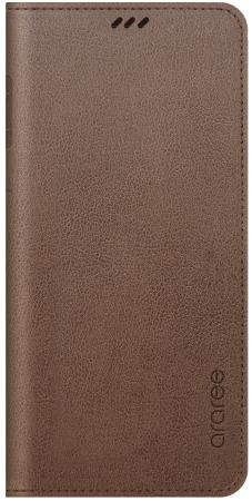 Чехол (флип-кейс) Samsung для Samsung Galaxy S9 KDLAB Inc Mustang Diary коричневый (GP-G960KDCFAID)