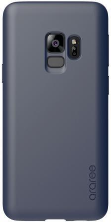 Чехол (клип-кейс) Samsung для Samsung Galaxy S9 KDLAB Inc Airfit синий (GP-G960KDCPAIC) чехол клип кейс samsung kdlab inc airfit для samsung galaxy s9 синий [gp g960kdcpaic]