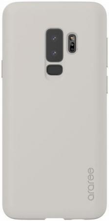 Чехол (клип-кейс) Samsung для Samsung Galaxy S9 KDLAB Inc Airfit серый (GP-G960KDCPAID)
