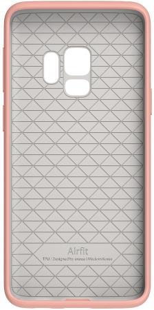 Чехол (клип-кейс) Samsung для  Galaxy S9 KDLAB INC.,AIRFIT POP розовый (GP-G960KDCPBIA)