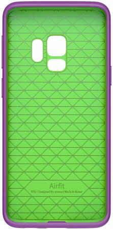 Чехол (клип-кейс) Samsung для Samsung Galaxy S9 KDLAB Inc Airfit POP фиолетовый (GP-G960KDCPBIC) чехол клип кейс samsung kdlab inc airfit для samsung galaxy s9 синий [gp g960kdcpaic]