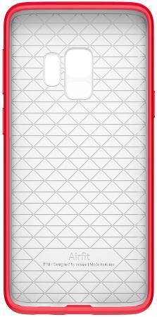 Чехол (клип-кейс) Samsung для Samsung Galaxy S9 KDLAB Inc Airfit POP красный (GP-G960KDCPBID) чехол клип кейс samsung kdlab inc airfit для samsung galaxy s9 синий [gp g960kdcpaic]