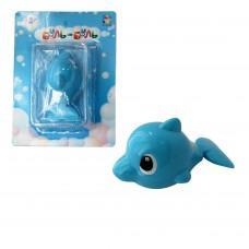 Игрушка для купания для ванны 1toy Буль-Буль 13 см игрушки для ванны сказка игрушка для купания мишка
